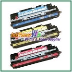 HP 309A Q2671-73A Compatible Toner Cartridges - 3 Piece Combo