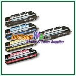 HP 308A / 309A Q2670-73A Compatible Toner Cartridges - 5 Piece Combo
