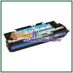 HP 311A Q2681A Cyan Compatible Toner Cartridge