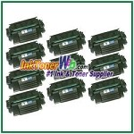 HP 98A 92298A Compatible Toner Cartridge - 10 Piece