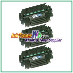HP 98A 92298A Compatible Toner Cartridge - 3 Piece