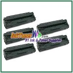 HP 92A C4092A Compatible Toner Cartridge - 5 Piece