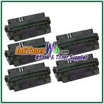 HP 29X C4129X Compatible Toner Cartridge - 5 Piece