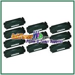 HP 15A C7115A Compatible Toner Cartridge - 10 Piece