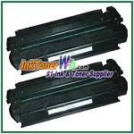 HP 15A C7115A Compatible Toner Cartridge - 2 Piece