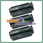 HP 15X C7115X High Yield Compatible Toner Cartridge - 3 Piece
