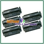 HP 15X C7115X High Yield Compatible Toner Cartridge - 5 Piece