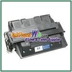 HP 61X C8061X High Yield Compatible Toner Cartridge