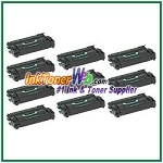 HP 43X C8543X Compatible Toner Cartridges - 10 Piece
