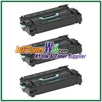 HP 43X C8543X Compatible Toner Cartridges - 3 Piece
