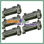 HP 64A CC364A Compatible Toner Cartridge - 5 Piece