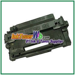 HP 55X CE255X High Yield Compatible Toner Cartridge