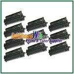 HP 10A Q2610A Compatible Toner Cartridges - 10 Piece