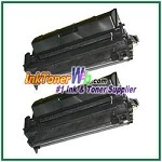 HP Q2610D 10A Compatible Toner Cartridges - Dual Pack