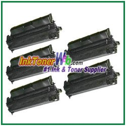 HP 10A Q2610A Compatible Toner Cartridges - 5 Piece