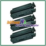 HP 13A Q2613A Compatible Toner Cartridge - 3 Piece