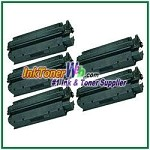 HP 13A Q2613A Compatible Toner Cartridge - 5 Piece
