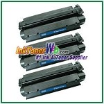 HP 13X Q2613X High Yield Compatible Toner Cartridges - 3 Piece