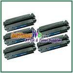 HP 13X Q2613X High Yield Compatible Toner Cartridges - 5 Piece