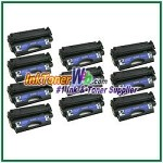 HP 24X Q2624X Compatible Toner Cartridges - 10 Piece