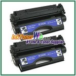 HP 24X Q2624X Compatible Toner Cartridges - 2 Piece