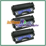 HP 24X Q2624X Compatible Toner Cartridges - 3 Piece