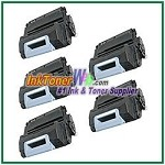 HP 45A Q5945A Compatible Toner Cartridge - 5 Piece