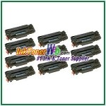 HP 11A Q6511A Compatible Toner Cartridges - 10 Piece