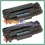 HP 11A Q6511A Compatible Toner Cartridges - 2 Piece