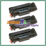 HP 11A Q6511A Compatible Toner Cartridges - 3 Piece