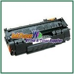 HP 53X Q7553X High Yield Compatible Toner Cartridge