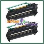 Konica Minolta 1710405-002 High Yield Compatible Toner Cartridges ( for PagePro 1100 / 1250 / 8 ) - 2 Piece