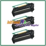 Konica Minolta 1710405-002 High Yield Compatible Toner Cartridges ( for PagePro 1100 / 1250 / 8 ) - 3 Piece