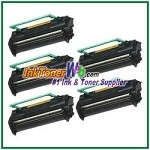 Konica Minolta 1710405-002 High Yield Compatible Toner Cartridges ( for PagePro 1100 / 1250 / 8 ) - 5 Piece