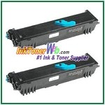 Konica Minolta 1710567-001 High Yield Compatible Toner Cartridges ( for PagePro 1300 series ) - 2 Piece