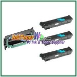 Konica Minolta 1710567-001 & 1710568-001 Compatible Toner Cartridges & Drum Unit - 4 Piece Combo