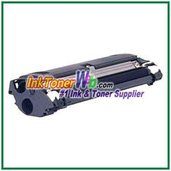 Konica Minolta 1710517-005 High Yield Compatible Black Toner Cartridge ( for magicolor 2300/2350 )