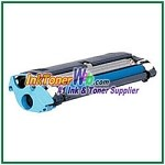 Konica Minolta 1710517-008 High Yield Compatible Cyan Toner Cartridge ( for magicolor 2300/2350 )