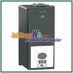 Lexmark 100XL 14N1053 Compatible Black ink Cartridge