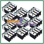 Lexmark 108XL Compatible ink Cartridges - 40 Piece Combo