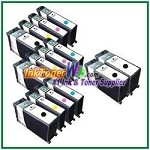 Lexmark 108XL Compatible ink Cartridges - 14 Piece Combo