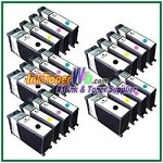 Lexmark 108XL Compatible ink Cartridges - 20 Piece Combo