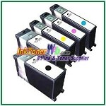 Lexmark 108XL Compatible ink Cartridges - 5 Piece Combo