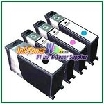 Lexmark 108XL Compatible ink Cartridges - 4 Piece Combo