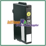 Lexmark 150XL 14N1618 Compatible Yellow ink Cartridge