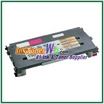 Lexmark C500, X500, X502 Magenta High Yield Compatible Toner Cartridge