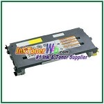 Lexmark C500, X500, X502 Yellow High Yield Compatible Toner Cartridge
