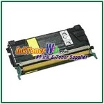 Lexmark C524, C532, C534 Yellow High Yield Compatible Toner Cartridge