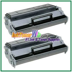 Lexmark E220 Compatible Toner Cartridges - 2 Piece