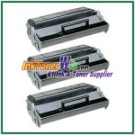 Lexmark E220 Compatible Toner Cartridges - 3 Piece